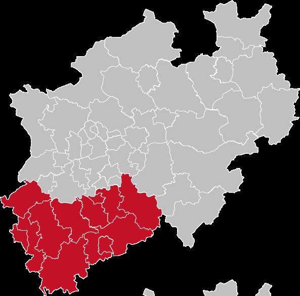 Regierungsbezirk Köln