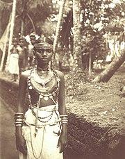 Nair woman