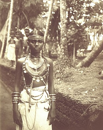 Nair - Nair woman in 1914