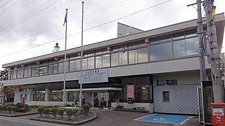 Nakayama, Yamagata Town in Tōhoku, Japan