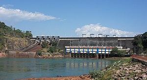 Électricité du Laos - Nam Ngum 1 Dam