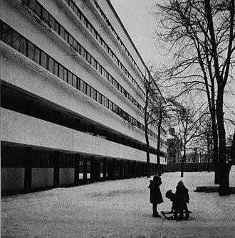 Ministry of Finance (Soviet Union) - Image: Narkmomfinfoto 2