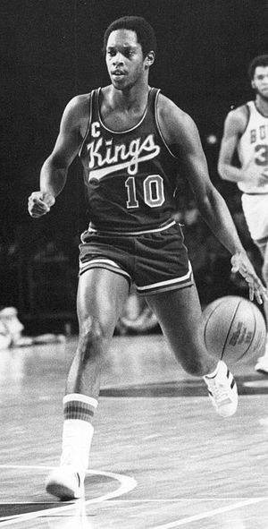 Sacramento Kings - Nate Archibald led the NBA with 34.0 points per game and 11.4 assists per game in the 1972–73 season