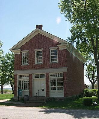 Joseph Smith III - Image: Nauvoo Store