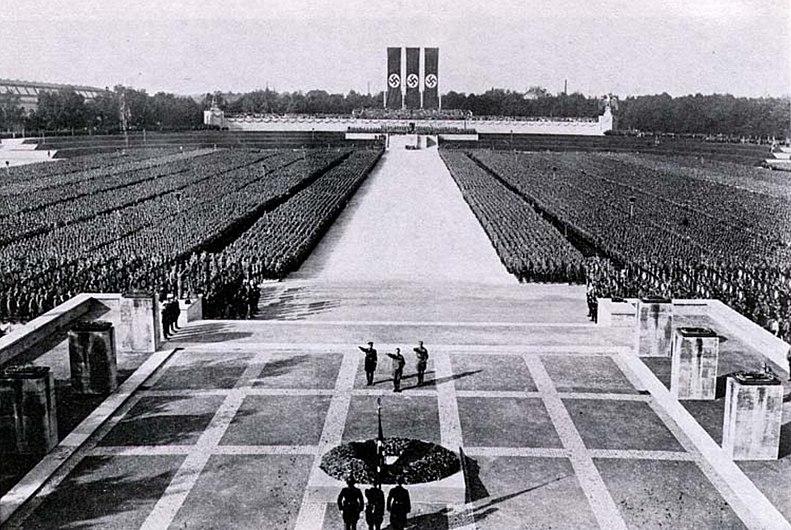 Nazi party rally grounds (1934).jpg