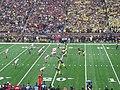 Nebraska vs. Michigan 2011 09 (Michigan on offense).jpg