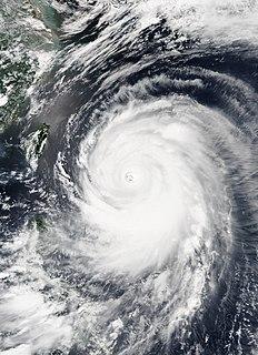 Typhoon Neoguri (2014) 2014 Pacific cyclone