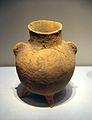 Neolithic pottery jar, Peiligang Culture, Xinzheng, Henan, 1978.JPG
