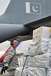 Nepalese Army, USAF, Pakistan Air Force work together to download relief supplies in Nepal 150508-F-XN788-045.jpg