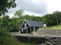 Neuadd Bentref Y Ganllwyd Village Hall - geograph.org.uk - 488316.jpg