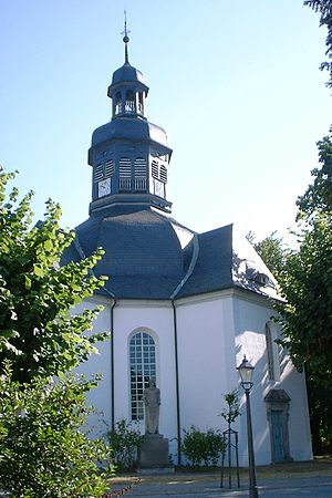 Neustadt (Dosse) - Town church