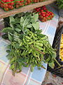 New Orleans Farmers Market Uptown Aug 2011 Peas Tomatoes.jpg