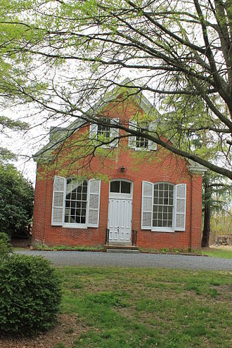 Talbot County, Maryland - (New Third Haven Meeting House)
