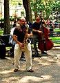 New York City - 26 July 2008 Jazz in Washington Square (2706040587).jpg