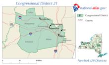 New York Distrikto 21 109-a Usono Congress.png