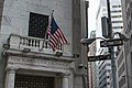 New York Stock Exchange - Wall Street, New York, NY, USA - August 19, 2015 - panoramio.jpg
