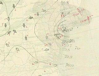1893 New York hurricane Category 3 North Atlantic hurricane in August 1893