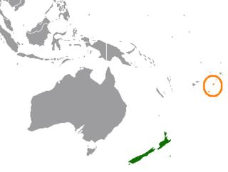 New Zealand–Tonga relations
