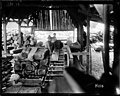 New Zealand soldiers working in a timber mill during World War I (21488269202).jpg