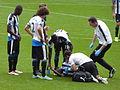 Newcastle United vs Southampton, 9 August 2015 (16).JPG