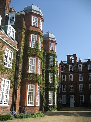 Sidgwick Avenue - Image: Newnham College, Cambridge 003