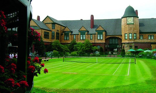 Newport Tennis Hall of Fame