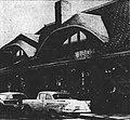 Newton Center station, 1962.jpg