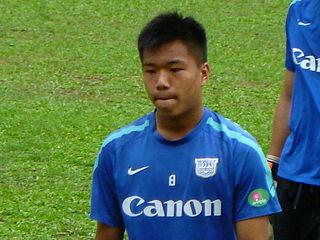 Ngan Lok Fung Hong Kong footballer