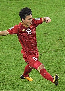 Nguyễn Quang Hải (footballer, born 1997) Vietnamese footballer