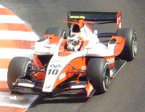 Nico Hülkenberg - Hülkenberg driving for ART Grand Prix at the Monaco round of the 2009 GP2 Series
