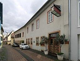 Hauptstraße in Walluf