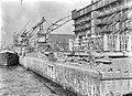Nieuwe kademuren Rijnhaven Noord-Zuid te Rotterdam, Bestanddeelnr 902-5844.jpg