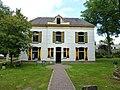 Nijmegen René Descartesdreef 21, landhuis Oud Heyendaal voorgevel.JPG