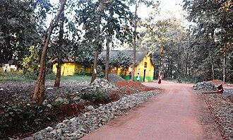 Chungathara - Image: Nilambur Railway Station 52