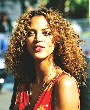 Noémie Lenoir - Noémie Lenoir at the 2005 Cannes Film Festival