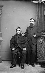 Noah Morgan Jones (Cymro Gwyllt, -1894) a Cynnon