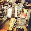 Noden Guitars workshop 2, Denmark Street, London.jpg