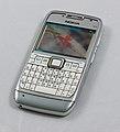 Nokia E71 cellphone.jpg