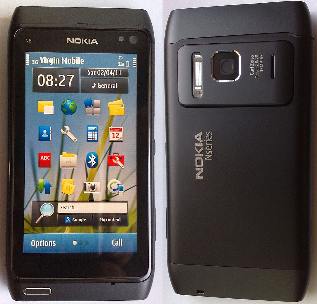 File:Nokia N8 (double-sided view) jpg - Wikimedia Commons