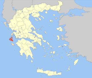 Cephalonia Prefecture Former prefecture in Ionian Islands, Greece