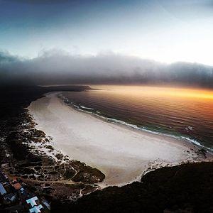 Noordhoek, Cape Town - Image: Noordhoek Sunset