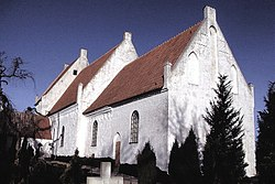 Torkilstrup Church, Falster