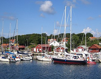 Koster Islands - North Koster at the Koster Sound.