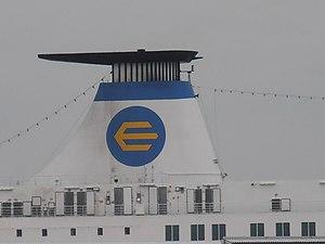 Nordlandia' Funnel Tallinn 11 June 2012.JPG
