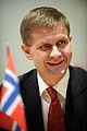 Norges miljominister Erik Solheim vid Nordiska radets session i Helsingfors 2008-10-28.jpg