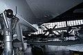 North American XB-70A Valkyrie UnderRFuselage R&D NMUSAF 25Sep09 (14414043467).jpg