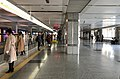 Northbound platform of L13 Wangjing West Station (20180305160513).jpg