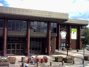 Northgate Arena - Image: Northgatearena