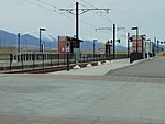 Northwest at Daybreak Parkway station, Apr 16.jpg