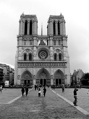 Arnoul Gréban - Cathédrale Notre-Dame de Paris